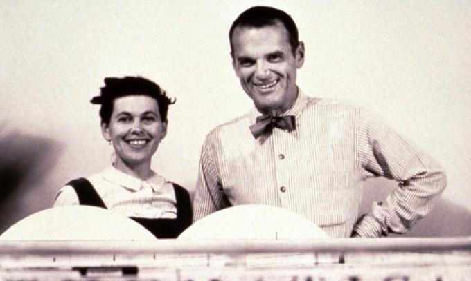 Charles (1907-1978) a Ray (1912-1988) Eamesovi